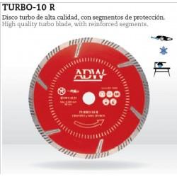 Disco Diamante Turbo-10 R