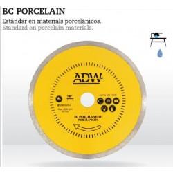 Disco Diamante BC Porcelánico