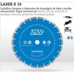 Disco Diamante Láser-E 10