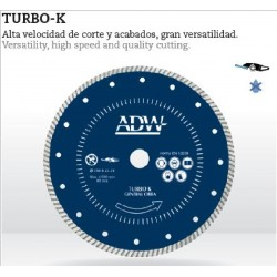 Disco Diamante Turbo-K