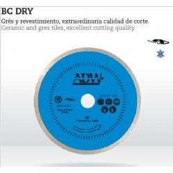 Disco Diamante BC Dry