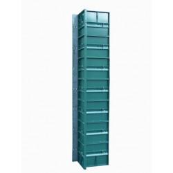 Paneles metalicos para pilares COFRESA