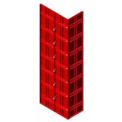 Paneles metalicos para pilares FERMAR