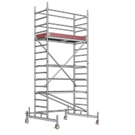 Torreta aluminio