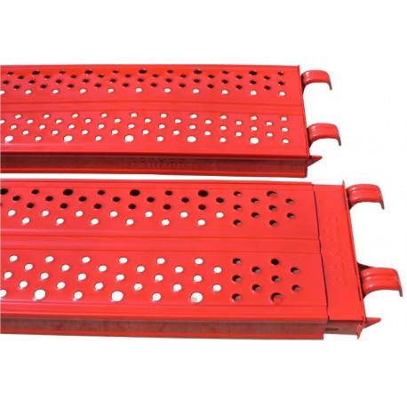 Plataforma para andamios