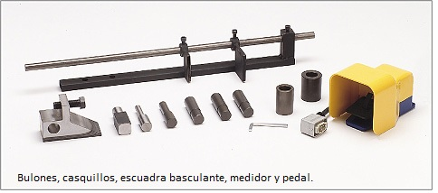 equipamiento de serie